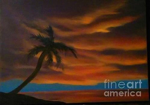 Palm Beach by Cynthia Vaught