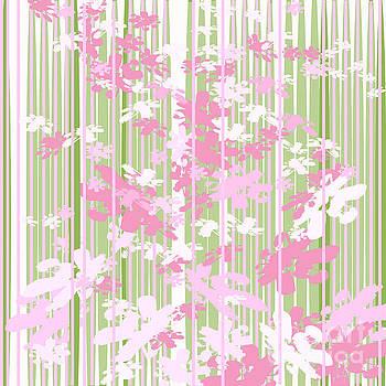 Palm Beach Floral by Pamela Johnson Design