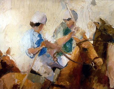 Palm Beach Polo by Anne Lattimore