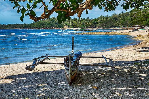 James BO Insogna - Palm Boat Beach and Shade