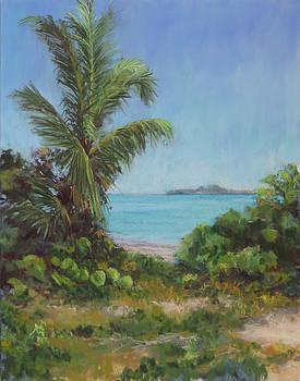 Palm Entry by Marsha Savage