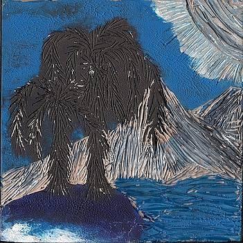 Palm Island by Ashley Vaughn