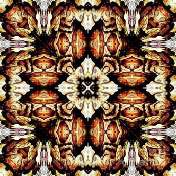 Palm mosaic by Jesus Nicolas Castanon