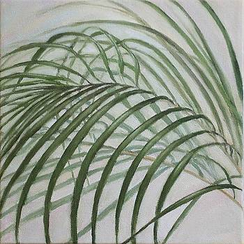 Palm Mystery by Irene Corey