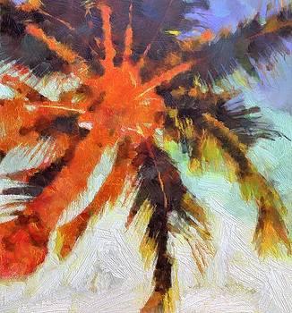 Palm No. 6 by Lelia DeMello