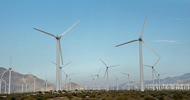 Ross G Strachan - Palm Springs Windfarm
