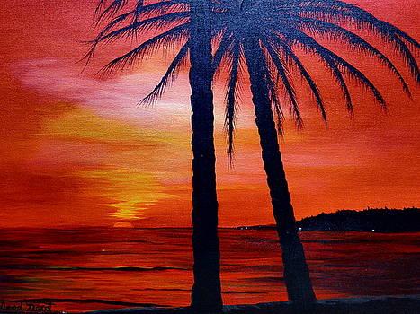 Palm Sunday by Gerard Provost