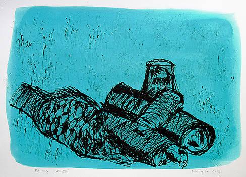 Palma Nr 8 - The dead phoenix by Enzo Mastrangelo
