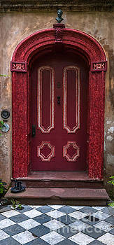 Dale Powell - Palmetto Red Door