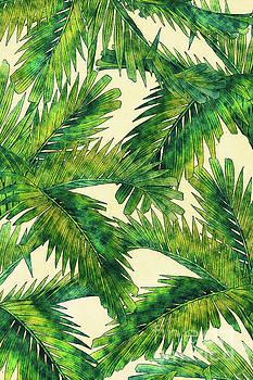 Justyna Jaszke JBJart - Palms art