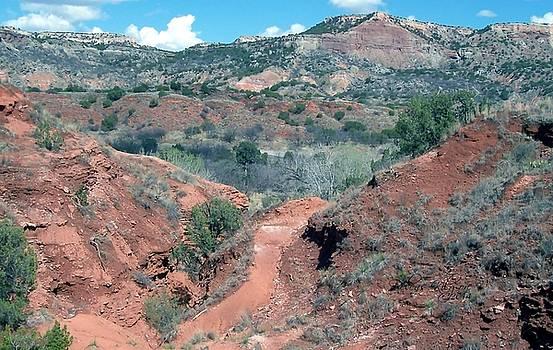 Palo Duro Canyon by Deleas Kilgore