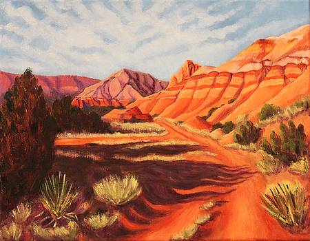 Ruth Soller - Palo Duro Canyon