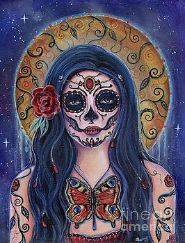 Palomilla day of the dead by Renee Lavoie