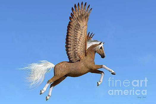 Corey Ford - Palomino Pegasus