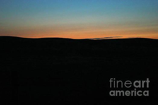 Palouse Sunset by Rich Collins