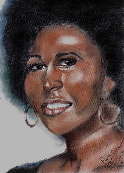 Pam Grier by Thomasina Marks