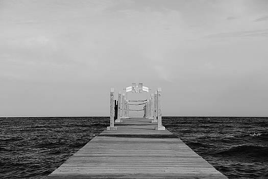 Pampelonne Beach by Tom Vandenhende