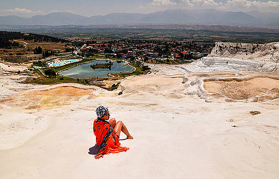 Pamukkale Cotton Castle by Freepassenger By Ozzy CG