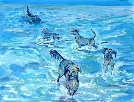 Anna  Duyunova - Panama. Salted Dogs