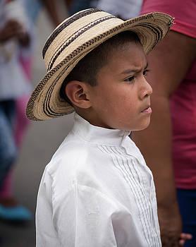 Panamanian Boy by Tod Colbert