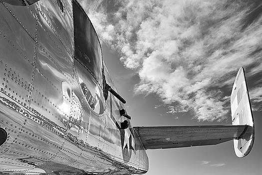 Panchito's Tail - 2017 Christopher Buff, www.Aviationbuff.com by Chris Buff