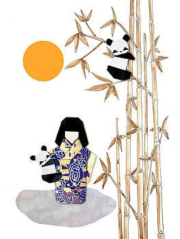 Panda Girl by Mary Ellen Palmeri by Lyric Artists