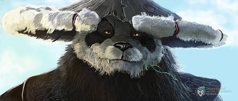 Pandaria by Jason Longstreet