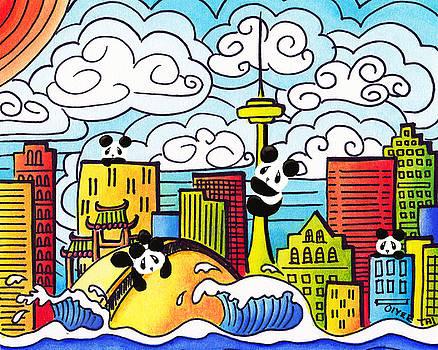 Oiyee At Oystudio - Pandas In Toronto