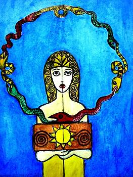 Pandora S Box by Elena Buftea