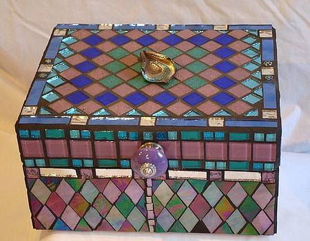Pandora's box of dreams III by Robin Miklatek