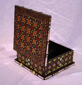 Pandora's Box by Robin Miklatek