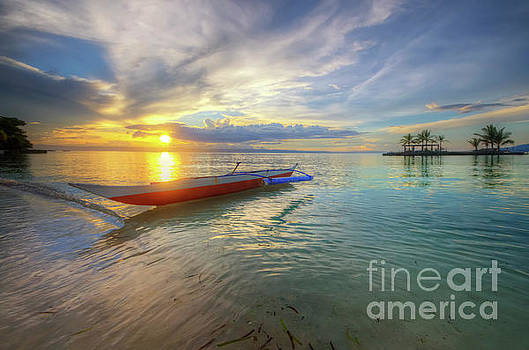 Yhun Suarez - Panglao Island Sunset