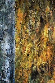 Panjim wall by Gavin Bates