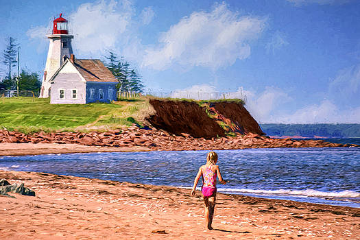 Nikolyn McDonald - Panmure Head - Beach - PEI