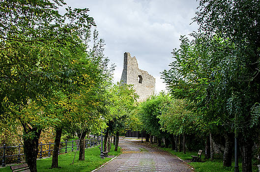 Panni, Italy by John MilitaryFire