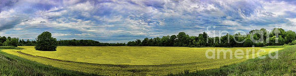 Chuck Kuhn - Panorama Country Tennessee