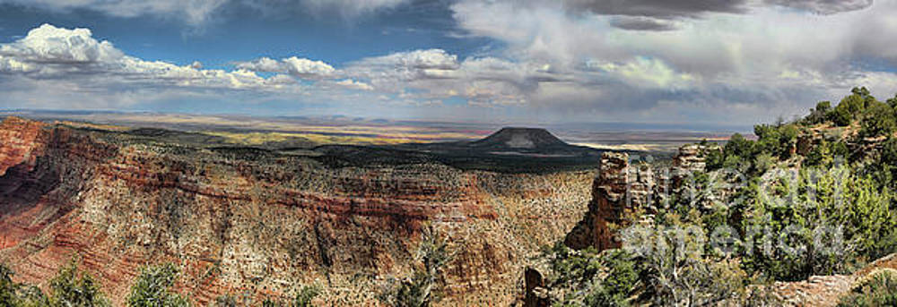 Chuck Kuhn - Panorama Grand Canyon 3