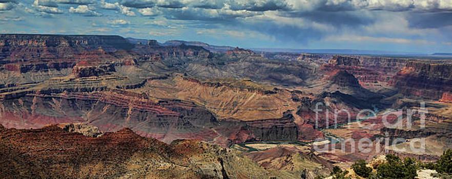 Chuck Kuhn - Panorama Grand Canyon III