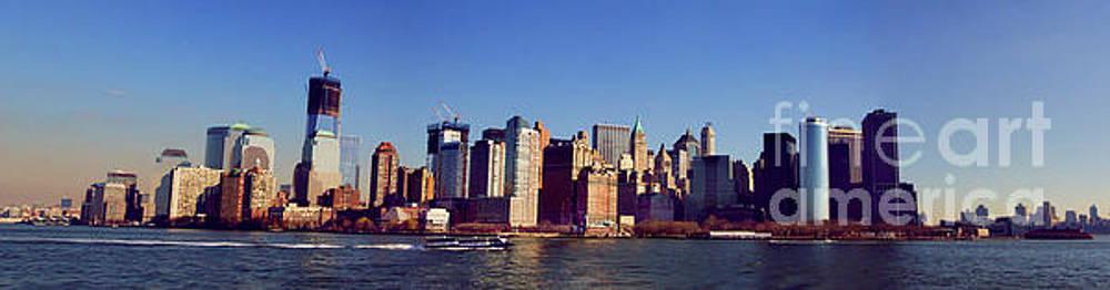 Chuck Kuhn - Panorama Manhattan NYC