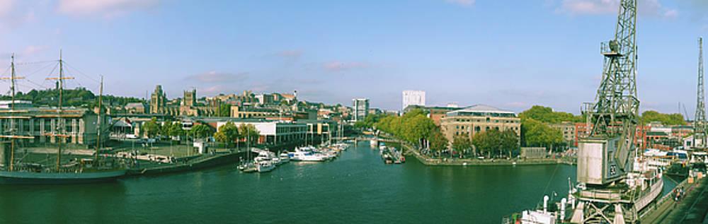 Jacek Wojnarowski - Panorama of Bristol Harbour