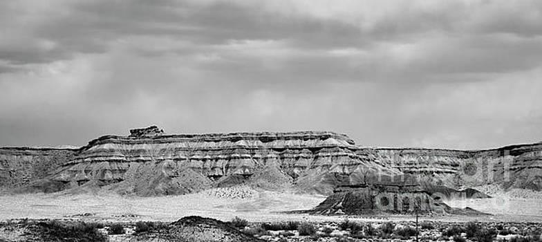 Chuck Kuhn - Panorama Southwest BW