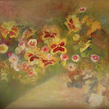 Pansy by Yimeng Bian