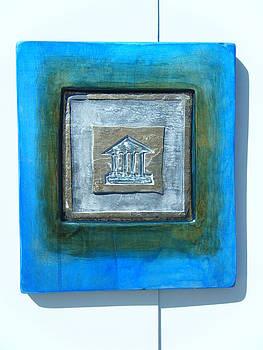 Pantheon by Jolanta Sokalska