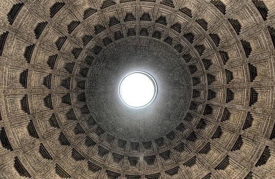 Pantheon by Miguel Pardo