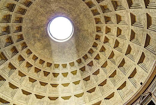 Weston Westmoreland - Pantheon Oculus