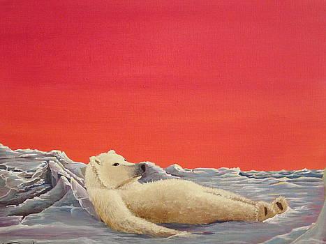 Papa Bear by Gerard Provost