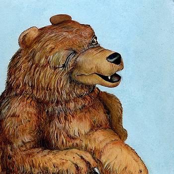 Papa Bear by Michael Ryan