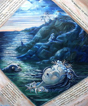 Yvonne Ayoub - Papadiamantis The Seals Dirge