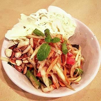 Papaya Salad by Arya Swadharma