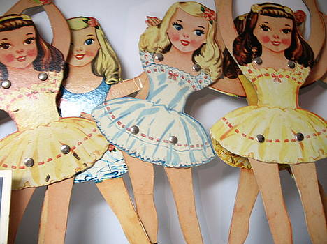Paper Doll by Susie DeZarn